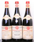 Italy, Montepulciano d'Abruzzo 1993 . E. Pepe . 2bsl, different importers. Bottle (3). ... (Total: 3 Btls. )