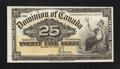 Canadian Currency: , DC-15c 25¢ 1900.. ...