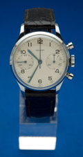 Timepieces:Wristwatch, Gallet Choice Chronograph With Original Box. ...