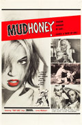 "Movie Posters:Sexploitation, Mudhoney (Eve Productions, 1965). One Sheets (2) (27"" X 41"") StyleA and Style B.. ... (Total: 2 Items)"