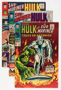 Golden Age (1938-1955):Horror, Tales to Astonish Group (Marvel, 1965-68) Condition: Average FNexcept as noted.... (Total: 11 Comic Books)
