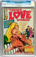 Bronze Age (1970-1979):Romance, Tender Love Stories #2 Savannah pedigree (Skywald, 1971) CGC FN/VF7.0 Cream to off-white pages....
