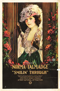 "Movie Posters:Drama, Smilin' Through (First National, 1922). One Sheet (27"" X 41"").. ..."
