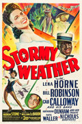"Movie Posters:Musical, Stormy Weather (20th Century Fox, 1943). One Sheet (27"" X 41"")....."