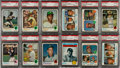 Baseball Cards:Sets, 1973 Topps Baseball High Grade Complete Set (660) Plus 18 TeamChecklists. ...