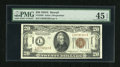 Small Size:World War II Emergency Notes, Fr. 2305 $20 1934A Hawaii Federal Reserve Note. PMG Choice Extremely Fine 45 EPQ.. ...