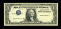 Error Notes:Inverted Third Printings, Fr. 1613W $1 1935D Silver Certificate. Very Fine+.. ...