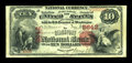National Bank Notes:Maine, Searsport, ME - $10 1875 Fr. 420 The Searsport NB Ch. # 2642. ...