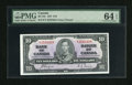 Canadian Currency: , BC-24c $10 1937.. ...