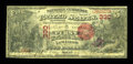 National Bank Notes:Maine, Lewiston, ME - $5 1875 Fr. 401 The First NB Ch. # 330. ...