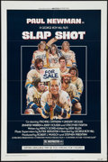 "Movie Posters:Sports, Slap Shot (Universal, 1977). One Sheet (27"" X 41""). Style A. Sports.. ..."