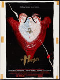 """Movie Posters:Horror, The Hunger (MGM/UA, 1983). Poster (30"""" X 40""""). Horror.. ..."""