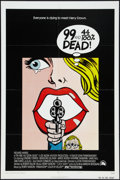 """Movie Posters:Crime, 99 and 44/100% Dead (20th Century Fox, 1974). One Sheet (27"""" X 41"""") Style A. Crime.. ..."""