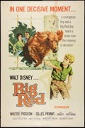 "Movie Posters:Adventure, Disney Live Action and Other Lot (Buena Vista, 1960-1962). Posters(9) (40"" X 60""). Adventure.. ... (Total: 9 Items)"