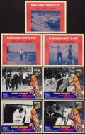 "Movie Posters:Bad Girl, 1,000 Convicts and a Woman and Others Lot (American International,1971). Lobby Cards (13) (11"" X 14""). Bad Girl.. ... (Total: 13Items)"