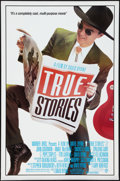 """Movie Posters:Rock and Roll, True Stories (Warner Brothers, 1986). One Sheet (27"""" X 41"""") StyleB. Rock and Roll.. ..."""