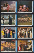 """Movie Posters:Sports, All the Right Moves (20th Century Fox, 1983). CGC Graded Lobby Card Set of 8 (11"""" X 14""""). Sports.. ... (Total: 8 Items)"""