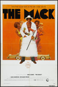 "Movie Posters:Blaxploitation, The Mack (Cinerama Releasing, 1973). One Sheet (27"" X 41""). Blaxploitation.. ..."