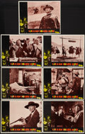 "Movie Posters:Western, For a Few Dollars More (United Artists, 1967). Lobby Cards (7) (11""X 14""). Western.. ... (Total: 7 Items)"