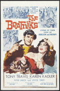 "Movie Posters:Exploitation, The Beatniks and Other Lot (Barjul International Pictures, 1959).One Sheets (2) (27"" X 41""). Exploitation.. ... (Total: 2 Items)"