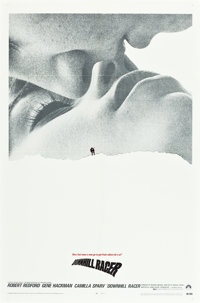 """Downhill Racer (Paramount, 1969). One Sheet (27"""" X 41"""") Style A"""
