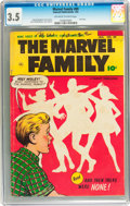Golden Age (1938-1955):Miscellaneous, Comic Books - Assorted CGC-Graded Golden And Silver Age Comics Group (Various Publishers, 1943-67).... (Total: 8 Comic Books)
