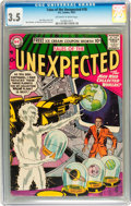 Silver Age (1956-1969):Horror, Tales of the Unexpected #18 and 28 CGC-Graded Group (DC,1957-58).... (Total: 2 Comic Books)
