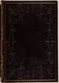 Books:Fine Bindings & Library Sets, [Joseph Marie] Eugène Sue. FINE BINDINGS. The Mysteries ofParis. London: Chapman and Hall, 1845. First edition in E...(Total: 3 Items)