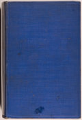 Books:Sporting Books, Harry R. Caldwell. Blue Tiger. London: Duckworth, 1925. First edition. Octavo. 242 pages. Illustrated with photo...