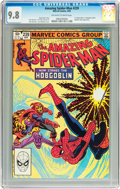 Modern Age (1980-Present):Superhero, The Amazing Spider-Man #239 (Marvel, 1983) CGC NM/MT 9.8 Off-whiteto white pages....