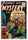 Golden Age (1938-1955):Horror, Journey Into Mystery #24 (Atlas, 1955) Condition: VG-....