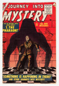 Golden Age (1938-1955):Horror, Journey Into Mystery #36 (Atlas, 1956) Condition: VG....