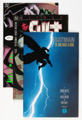 Modern Age (1980-Present):Superhero, Batman-Related Group (DC, 1980s-2000s) Condition: Average NM....