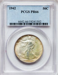 Proof Sets, 1942 1C PR63 Red and Brown PCGS. 1942 1C PR63 Red and Brown PCGS, 1942 5C Type 1 PR62 PCGS, 1942 10C PR65 PCGS, 1942