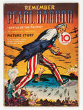 Golden Age (1938-1955):War, Remember Pearl Harbor #nn (Street & Smith, 1942) Condition:GD....