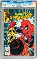 Modern Age (1980-Present):Superhero, The Amazing Spider-Man #245 Twin Cities pedigree (Marvel, 1983) CGCNM/MT 9.8 White pages....