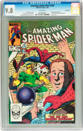 Modern Age (1980-Present):Superhero, The Amazing Spider-Man #248 Twin Cities pedigree (Marvel, 1984) CGCNM/MT 9.8 White pages....