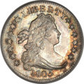 Early Dimes, 1805 10C 4 Berries MS66 PCGS. CAC. JR-2, R.2....