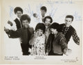 Music Memorabilia:Autographs and Signed Items, Sly and the Family Stone Autographed Photo....