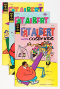 Bronze Age (1970-1979):Cartoon Character, Fat Albert File Copies Group (Gold Key, 1974-79) Condition: AverageVF+.... (Total: 18 Comic Books)