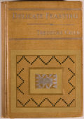 Books:Food & Wine, [Washington Irving Way's copy]. Theodore Child. DelicateFeasting. New York: Harper & Brothers, 1890. Firstedition,...