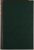 Books:Books about Books, Albert H. Allen, editor. Dakota Imprints, 1858-1889. New York: Published for the Bibliographical Society of America/...