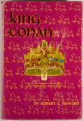 Books:Science Fiction & Fantasy, Robert E. Howard. King Conan. The Hyborean Age. New York: Gnome Press, Inc., 1953. First printing. Octavo. 255 p...