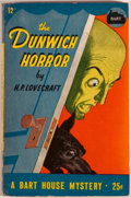 Books:Horror & Supernatural, H. P. Lovecraft. Lot of Three H. P. Lovecraft Paperbacks including: The Lurking Fear and Other Stories. New York: Av... (Total: 3 Items)
