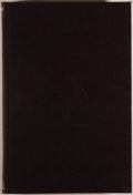 Books:Fiction, Paul Theroux. SIGNED/LIMITED. The Mosquito Coast. Boston:Houghton Mifflin, 1982. First edition, limited to 35...