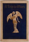 Books:Science Fiction & Fantasy, [Jerry Weist]. Marcianus F. Rossi. A Trip to Mars. Privatelypublished by the author, circa 1920. First edition....