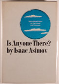 Books:Literature 1900-up, [Jerry Weist]. Isaac Asimov. Five Works by Isaac Asimov, All ReviewCopies. All copies are first editions, octavo, complete ... (Total:5 Items)