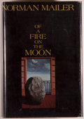 Books:Americana & American History, Norman Mailer. SIGNED. Of a Fire on the Moon. Boston:Little, Brown and Company, 1970. First edition. Signed b...