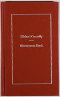 Books:Literature 1900-up, Michael Connelly. SIGNED LIMITED EDITION. Mickey Haller[and:] Hieronymus Bosch. New York: The Myste...