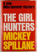 Books:Mystery & Detective Fiction, Mickey Spillane. The Girl Hunters. New York: E. P. Dutton& Co., Inc., 1962. First edition. Octavo. 218 pages. P...